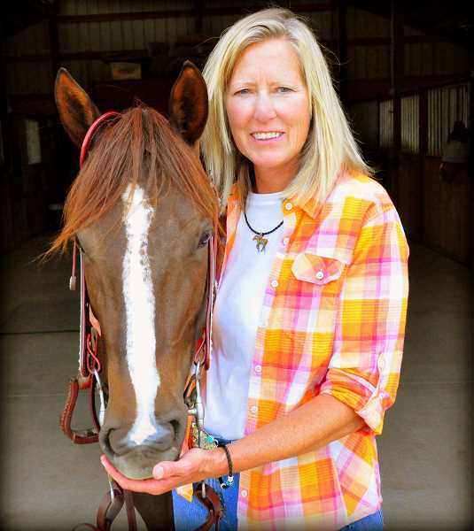 Alayne Blickle will be the featured speaker at ths horse owner workshop on Saturday, May 5, in Molalla.