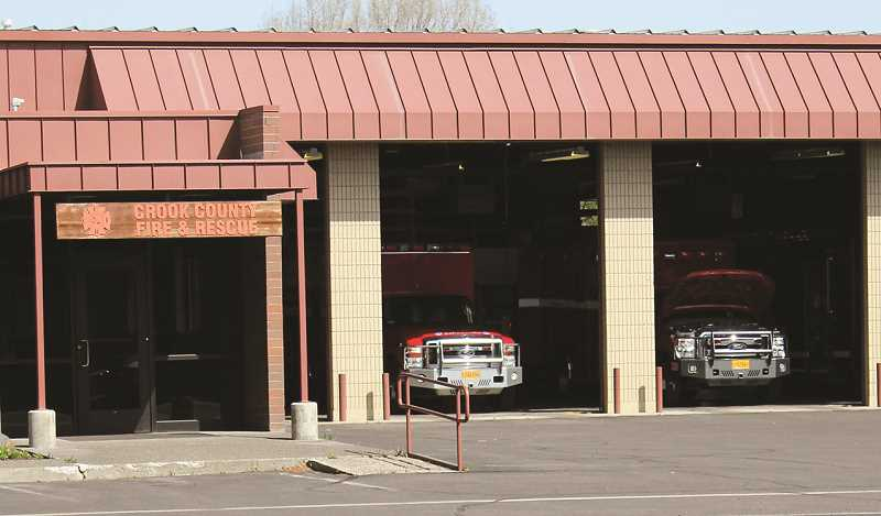 JASON CHANEY - Members of Crook County Firefighters Association, a union comprised of certain CCFR employees that was formed in 2016, has filed an unfair labor practice complaint against Crook County Fire and Rescue alleging preferential treatment by supervisors for non-union staff.