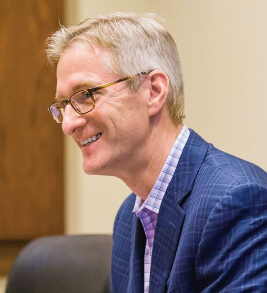 PORTLAND TRIBUNE FILE PHOTO - Mayor Ted Wheeler included record spending on the homeless in the proposed budget he released Monday.