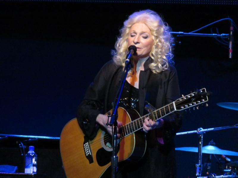 COURTESY PHOTO - Folk legend Judy Collins has toured around the world since age 19. The New York Times recently called her the 'ageless wild angel of pop.' She's ready to deliver love, hope and nostalgia to Portland-area fans.