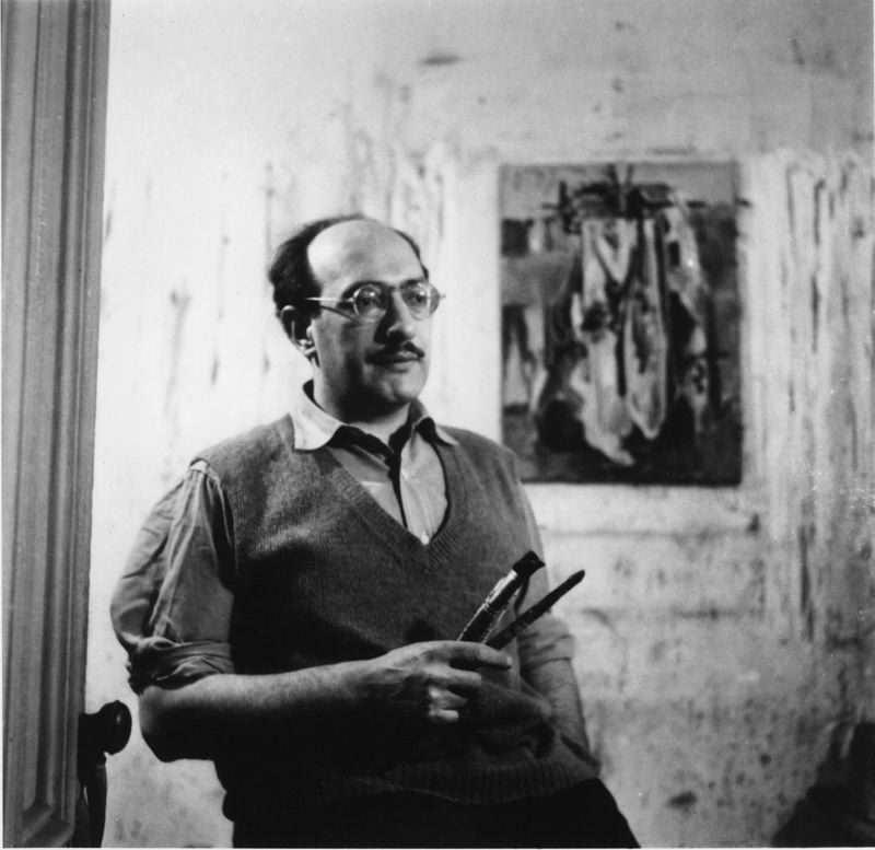 COURTESY: KATE ROTHKO PRIZEL AND CHRISTOPHER ROTHKO - The famed late painter Mark Rothko is the subject of a new Oregon Art Beat program, 'Rothko: Life Beyond the Abstract.'