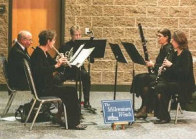 The King City Monthly Musical will welcome the Lake Oswego Millennium Classical Quintet at 10:30 a.m. Monday, May 14.