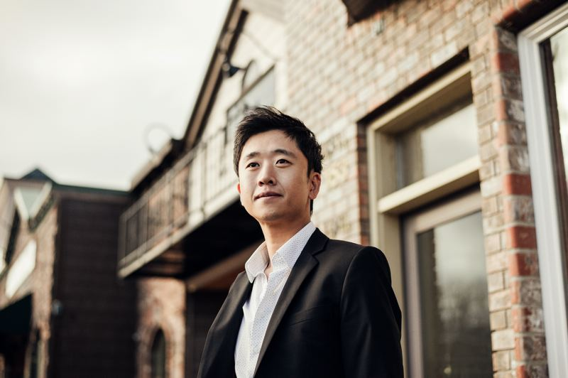 FILE PHOTO - Justin Hwang, 34, is running as a Republican to unseat Rep. Chris Gorsek, D-Troutdale.