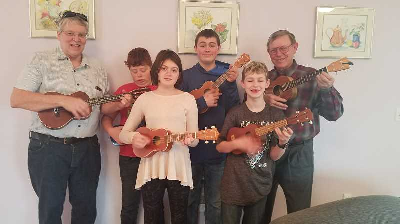 FILE PHOTO - Eagle Creek Presbyterian Church will host the Great Loaded Baked Potato Feed from 3:30-7 p.m. Friday, May 4. The event will feature the church's ukulele band.
