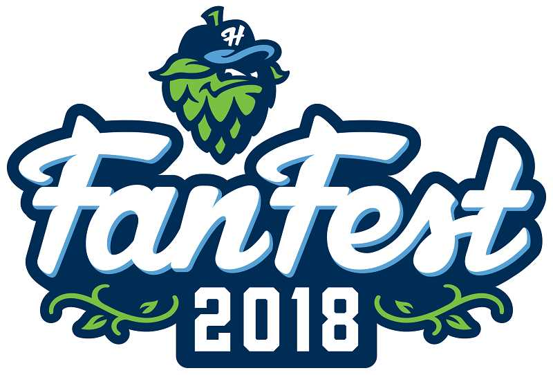 COURTESY PHOTO: HILLSBORO HOPS - The Hillsboro Hops announced their 2018 Fan Fest which will take place May 19, at Ron Tonkin Field.