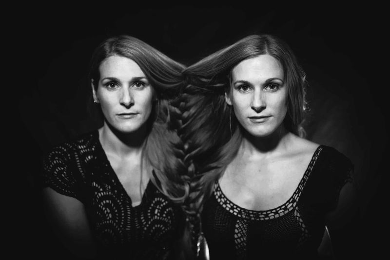 COURTESY: JESSIE MCCALL - Portland's Shook Twins are playing a hometown show, May 4 at Aladdin Theater.