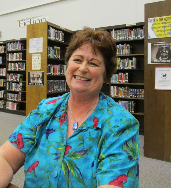 OUTLOOK PHOTO: TERESA CARSON - Linda Meade was in Barlows first play, Everyman, was on the dance team and in the choir. She cherishes her memories and the friendships she made at Barlow.