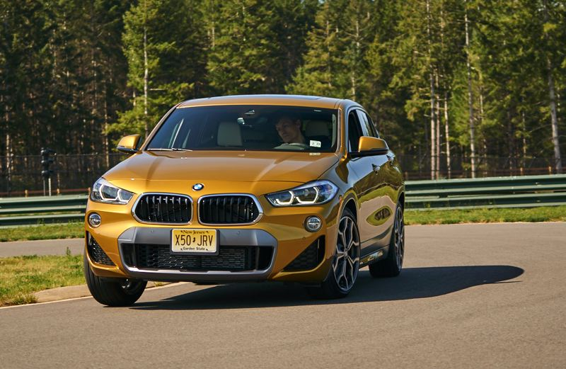 RYAN DOUTHIT/NWAPA - The 2018 BMW X2 was named best Luxury SUV.