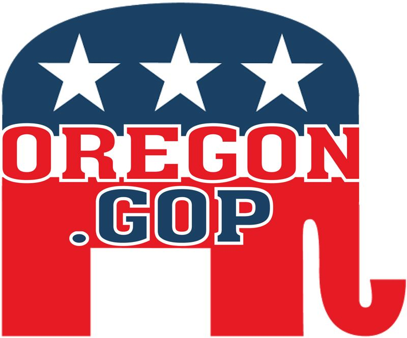 OREGON GOP - Oregon GOP graphic