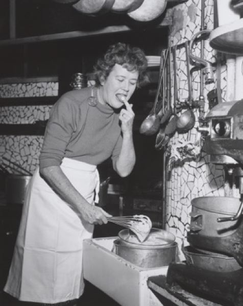 COURTESY: PAUL CHILD/THE SCHLESINGER LIBRARY/RADCLIFFE UNIVERSITY/HARVARD UNIVERSITY - 'France is a Feast: The Photographic Journey of Paul and Julia Child' is a revealing look at the life of famed chef Julia Child.