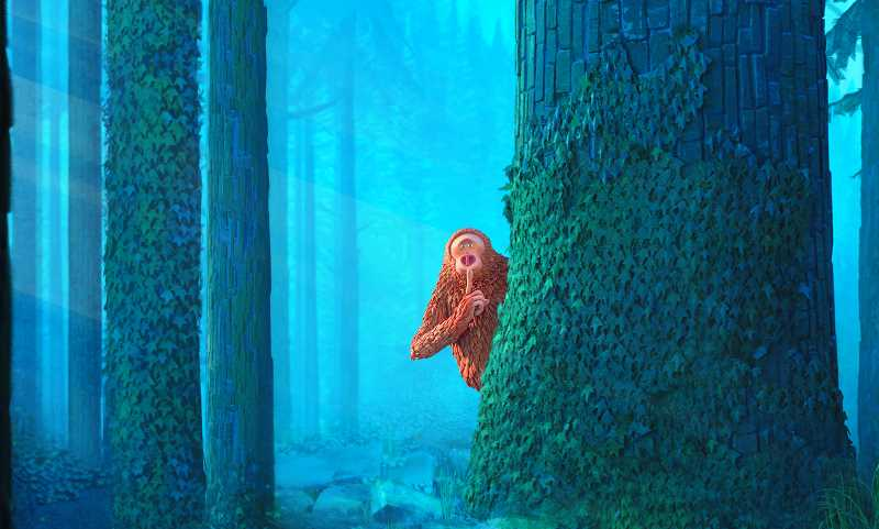 COURTESY PHOTO - Laika animation studio released the first teaser image of its new film The Missing Link on Monday. The film will be released next year.