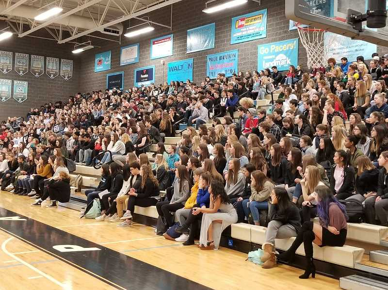 REVIEW FILE PHOTO - The U.S. News and World Report analysis also ranked Lakeridge High School at 682 out of 2711 nationwide.