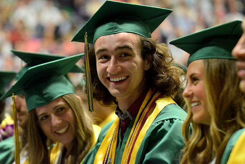 TIDINGS FILE PHOTO - West Linn and Wilsonville high schools are among some of the states top performing schools, according to the 2018 U.S. News and World Report.