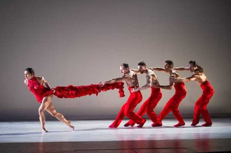 White Bird will present Ballet Hispanico for one night only at Arlene Schnitzer for an exciting program featuring three Latina choreographers. The event takes place May 16.