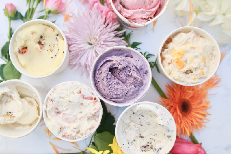 COURTESY: SALT & STRAW - Salt & Straw opened its fifth location in the Portland area (including downtown's Wiz Bang Bar) in Lake Oswego in early May. Treat mom to something sweet.