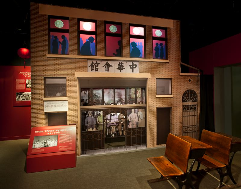 COURTESY: PORTLAND CHINATOWN MUSEUM - The Portland Chinatown Museum's 'Beyond the Gate' exhibit opens this fall as Oregon's first museum about Chinese American history and culture. With a focus on contemporary art, it will host rotating exhibits, performances, lectures and other programs addressing the issues of immigration, national and ethnic identity and gender and race.