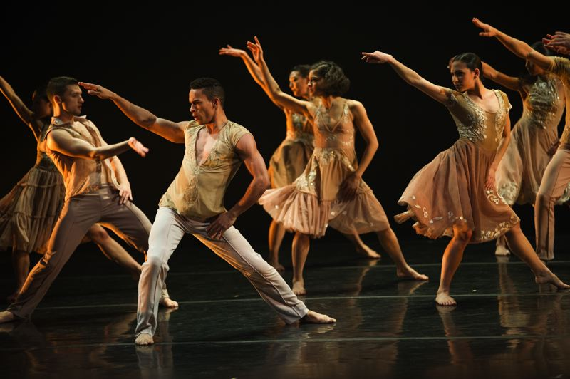 COURTESY: PAULA LOBO - The White Bird dance season concludes with Ballet Hispanico, May 16, featuring works by three prominent Latina choreographers.