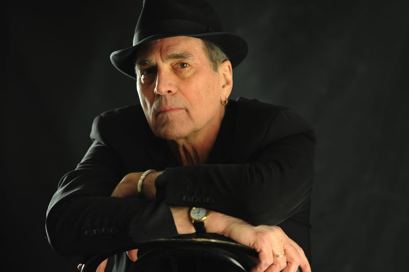 COURTESY: PAOLO BRILLO - Folk singer/songwriter Eric Andersen performs at The Old Church, May 11.