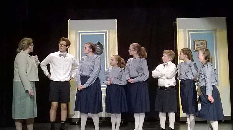 COURTESY PHOTO - Colton High School debuts 'The Sound of Music' on May 10.