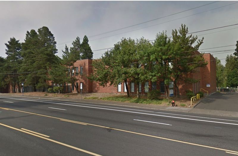 GOOGLE MAPS - Multnomah County will open a new permanent homeless shelter on its Department of Community Justice East Campus at 1415 S.E. 122nd Ave.