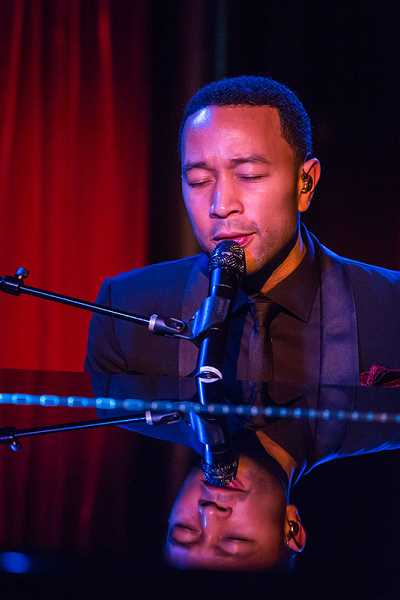 COURTESY SACHYN MITAL - John Legend, a Grammy and Academy Award winning songwriter, has campaigned for criminal justice reform for years.