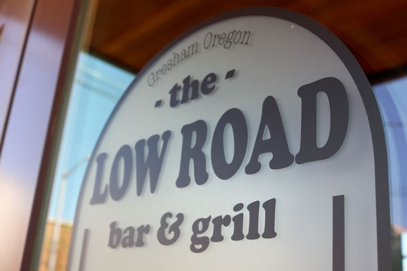 OUTLOOK PHOTO: ZANE SPARLING - The Low Road opened in early May at 400 N.W. Miller Ave. in historic downtown Gresham.