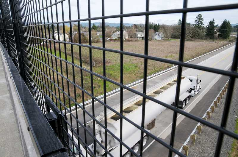 GARY ALLEN - Residents of the Parks Drive area in Dundee were unsuccesfull in lobbying ODOT to erect a wall to block the noise from the Newberg-Dundee bypass.
