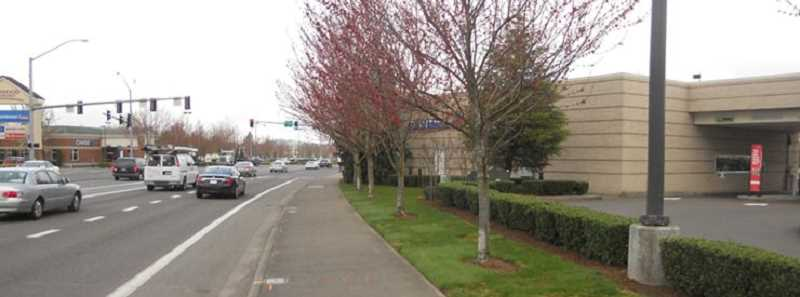TIMES FILE PHOTO - Among the plans for the bond are to improve congestion along Tualatin-Sherwood Road.