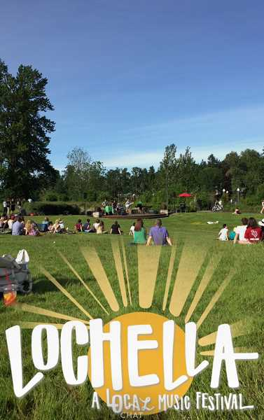 SUBMITTED PHOTO - Student organizers at Lakeridge and Lake Oswego high schools say this years LOchella festival will be bigger and better than the one that filled Foothills Park last year.