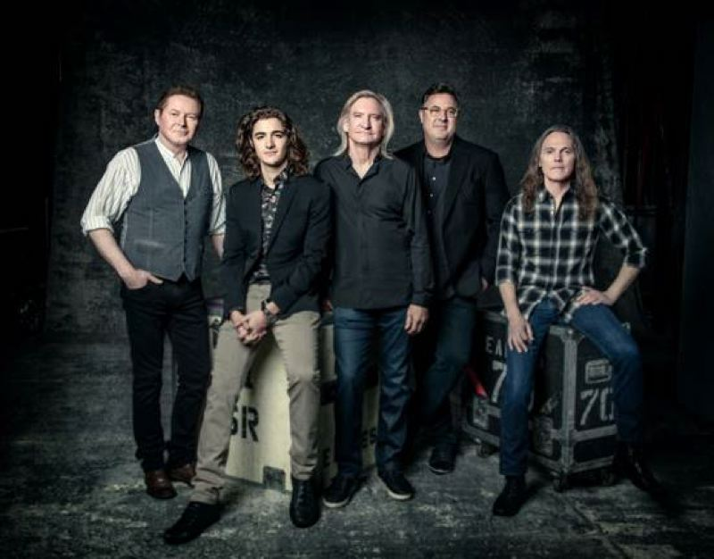 COURTESY PHOTO - With their new lineup, the Eagles are slated to play Moda Center, May 22.