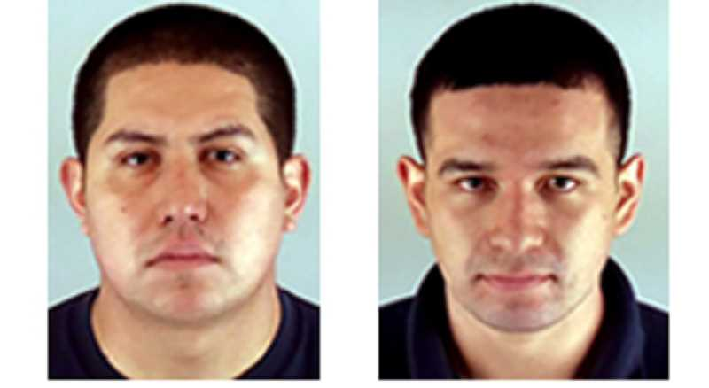 SUBMITTED PHOTOS - Edgar Ramirez, left, of Madras, and Isaias Gutierrez Parra, of Culver, were arrested May 9, in connection with a Bend stabbing.