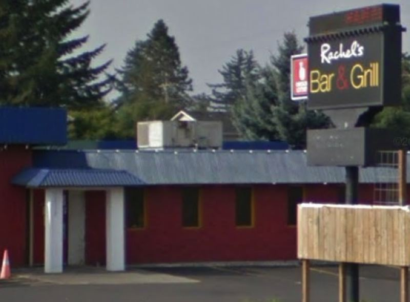 COURTESY GOOGLE - Rachel's Bar and Grill, 12510 S.E. Division Street, is shown here in this screenshot taken from Google Maps.