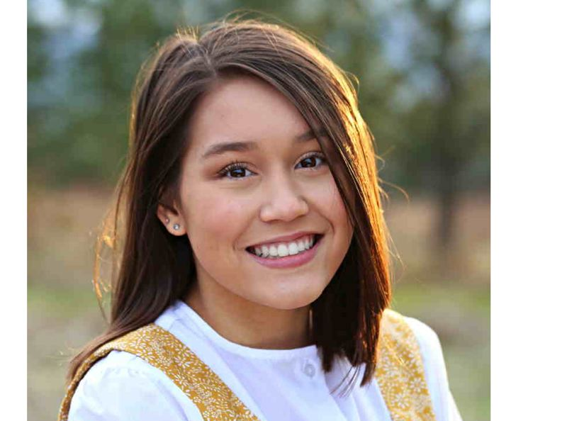 PHOTO COURTESY: KAROL MILLER - Grace Irving is serving as the 2018 Miss Pioneer Oregon, selected each year by the Sons and Daughters of Oregon Pioneers.