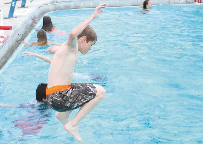CENTRAL OREGONIAN - A larger district would increase funds for a swimming pool and for a variety of other parks services.