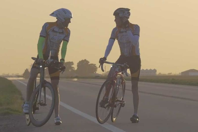 COURTESY PHOTO - 'Godspeed:The Race Across America' screens Tuesday, May 22 at some local theaters.