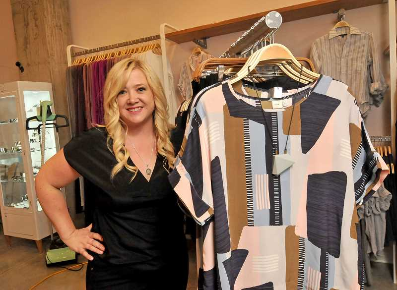 Adorn owner Nicole Whitesell believes the boutique has something for everyone.