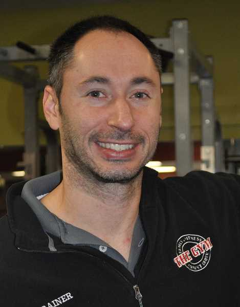 Nate Boyd, The Gym in Forest Grove.