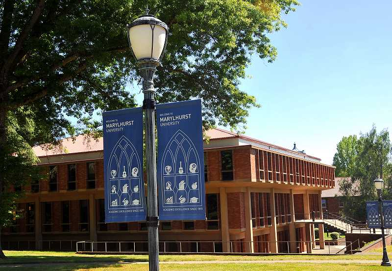 REVIEW PHOTO: VERN UYETAKE - Marylhurst University's Board of Trustees announced May 17 that the liberal arts college would close before the end of 2018.