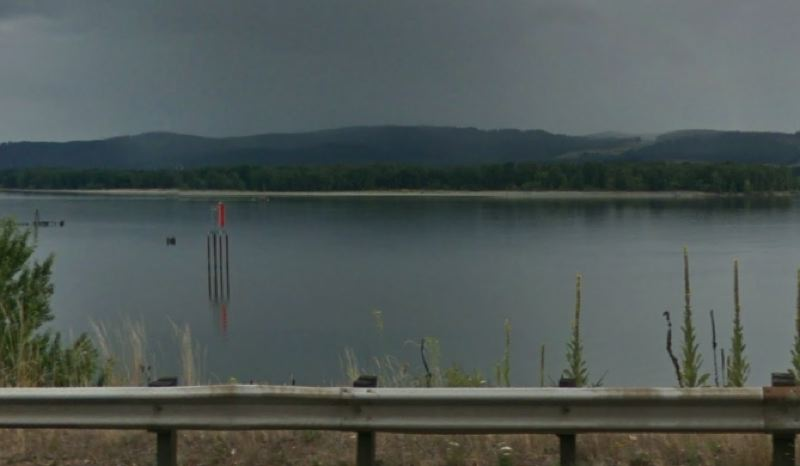 COURTESY GOOGLE MAPS - A view of the Columbia River as seen from Kalama, Washington.