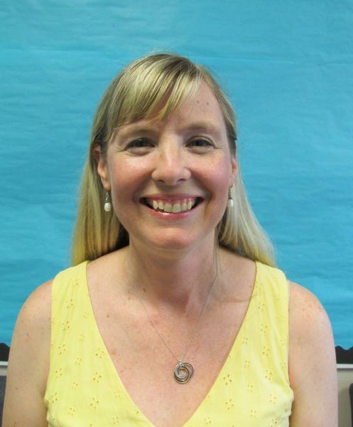 OUTLOOK PHOTO: TERESA CARSON - Heather Bailey will lead the 550 Butler Creek Bobcats as their new principal.