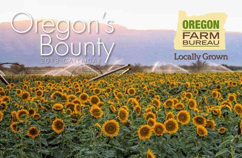 SUBMITTED - Share your images of Oregon agriculture in all its forms.