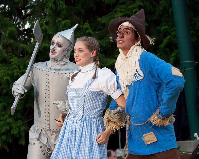 """COURTESY: SFA - SFA presented """"The Wizard of Oz"""" in 2012. It was the second show directed by Kristen Heller, who has worked on every show since."""