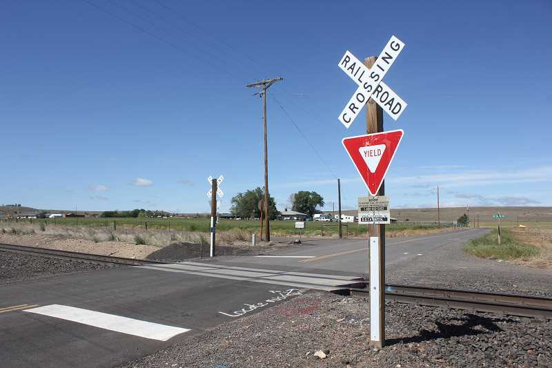 SUSAN MATHENY - The Elm Lane railroad crossing may be closed under a proposed agreement with Burlington Northern Railroad to close that crossing and improve the Fir Lane crossing.