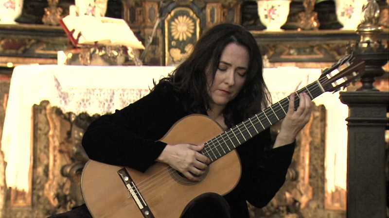 SUBMITTED PHOTOS  - Classical guitarist Virginia Luque will present a concert at Wiegand Hall on the Marylhurst University campus June 1 at 8 p.m. Get tickets online at portlandclassicguitar.com.
