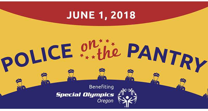 From 7-9:30 a.m. and again from 3-5:30 p.m. on Friday, June 1, LOPD officers will be on the roof of the Plaid Pantry at the corner of Jean and Pilkington roads (17790 Pilkington Road, Lake Oswego) to raise money for Special Olympics Oregon.
