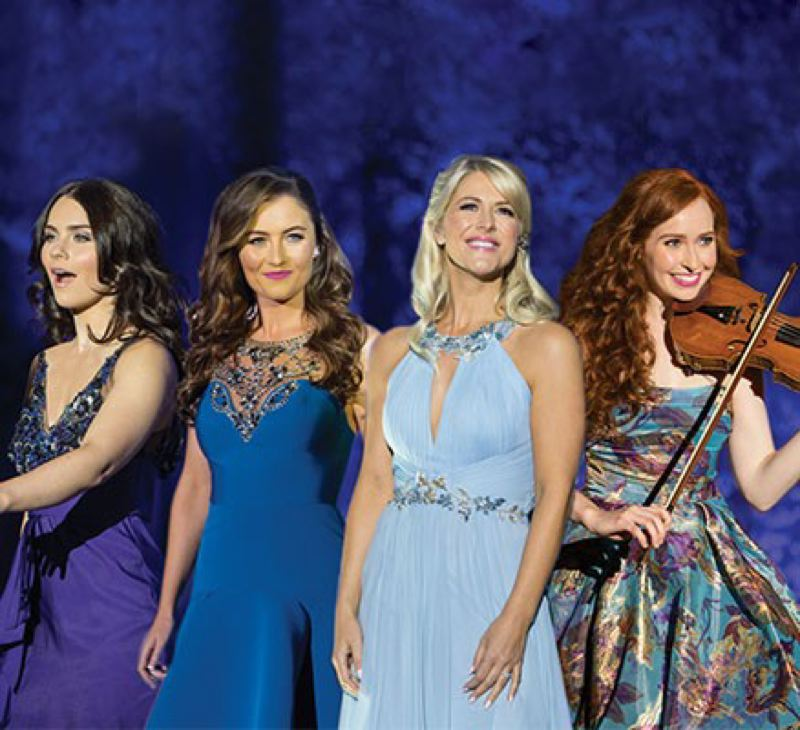 COURTESY: PORTLAND'5 - Celtic Woman plays Arlene Schnitzer Concert Hall, June 1.