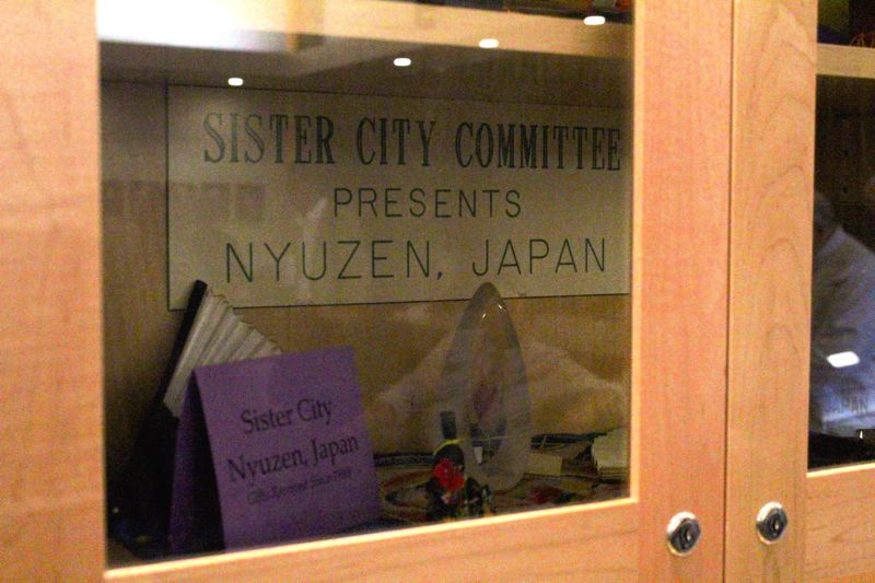 STAFF PHOTO: MARK MILLER - Forest Grove and Nyuzen, Japan, have been participating in sister city exchanges since 1988.