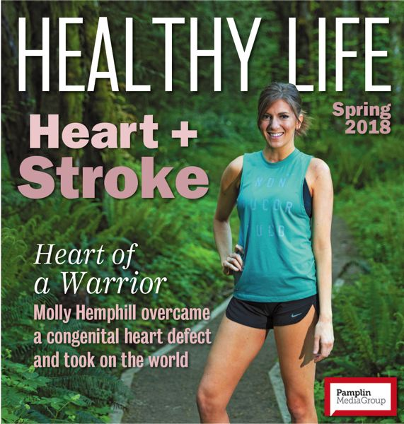 (Image is Clickable Link) Healthy Life - Heart & Stroke - Spring 2018