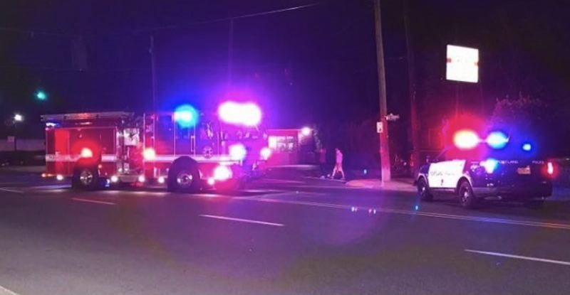 (Image is Clickable Link) VIA KOIN 6 NEWS - Police and first responders rushed to Sandy Boulevard after a hit-and-run was reported on Friday, June 1.