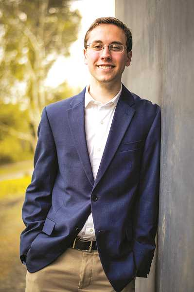 COURTESY PHOTO - RPA 2018 graduate Jason Schwartz received the National Merit Scholarship.